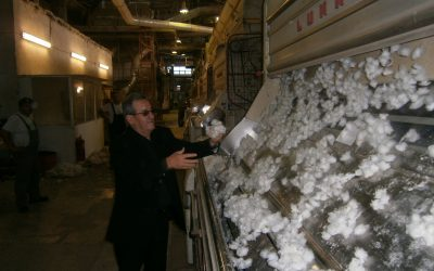Οι καλύτερες τιμές και άμεσες πληρωμές στους βαμβακοπαραγωγούς από την Ε.Α.Σ. Τρικάλων