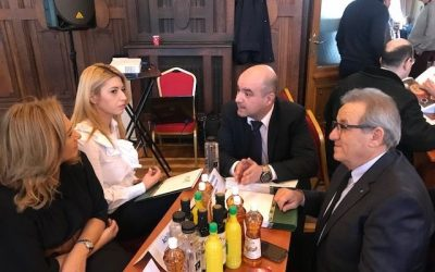 Στη Ρουμανία για την προώθηση των συνεταιριστικών προϊόντων της Ε.Α.Σ. Τρικάλων ο Αχιλλέας Λιούτας