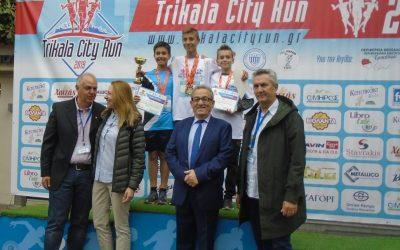 Το κατσικάκι kids της ΤΡΙΚΚΗ… έτρεξε στα χνάρια του αθλητισμού και του πολιτισμού στο Trikala City Run